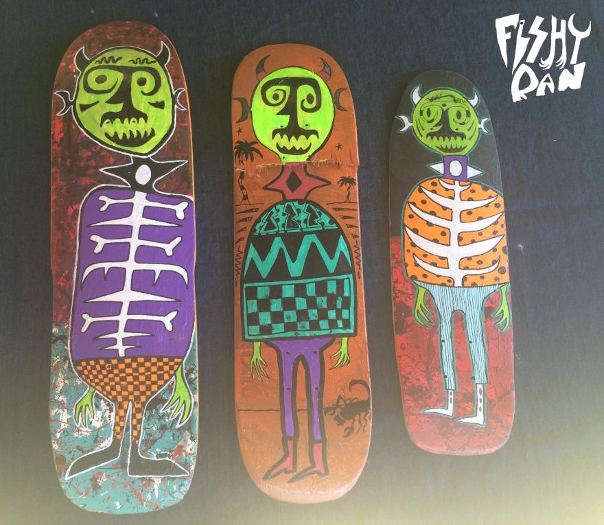 fd decks